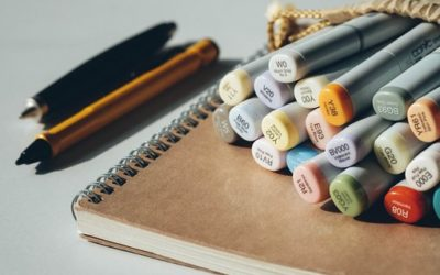 Organiser son activité grâce au Bullet Journal